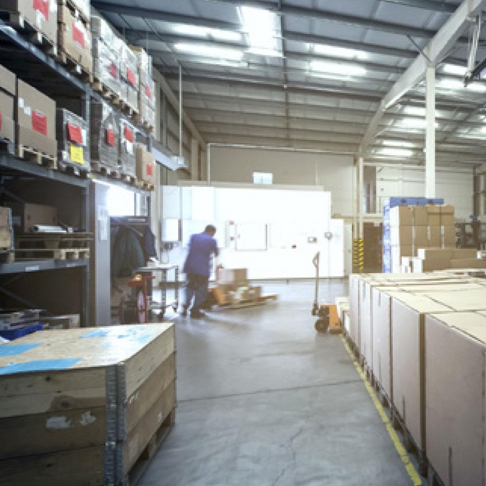 Warehouse (Storage)